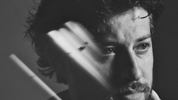 Der Fotograf Enri Canaj, Portrait