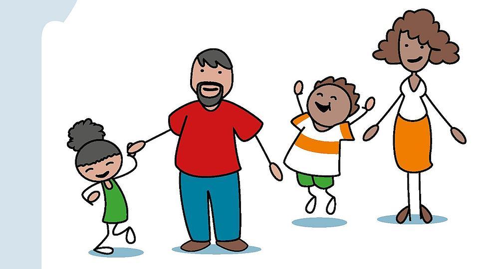 Familie läadt ein zum Interkultureller Familiengesundheitstag 20.08.2016