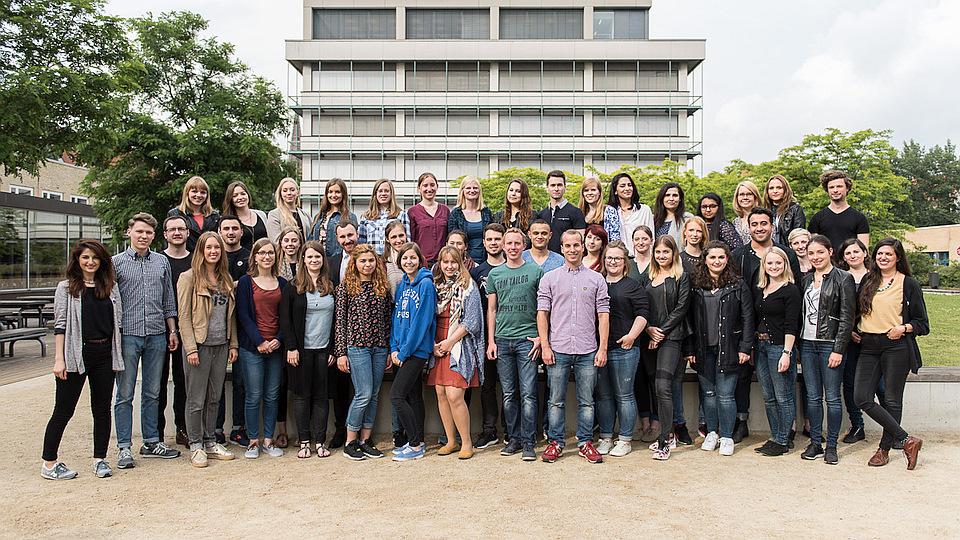 Ehrenamtliche der Refugee Law Clinic Hannover e.V.